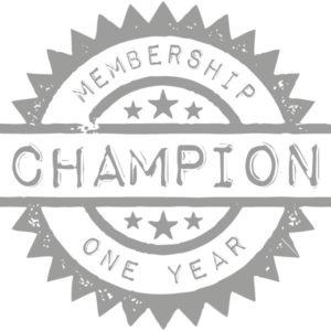 Champion_One_year